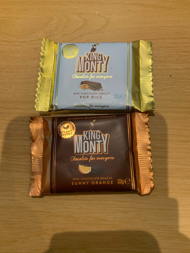 King Monty Chocolate