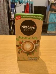 Nescafe Gold Almond Latte 1