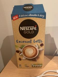 Nescafe Gold Coconut Latte 1
