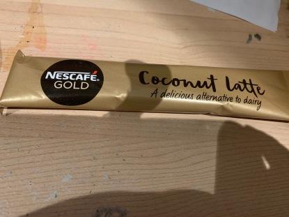 Nescafe Gold Coconut Latte 2