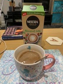 Nestle Gold Almond Latte 3