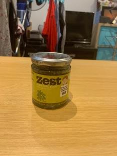 Zest Pesto 1