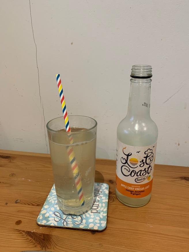 Lost Coast drink 2