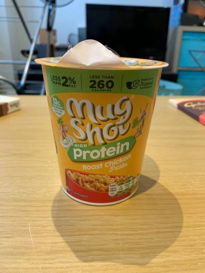 Mug Shot High Protein 1